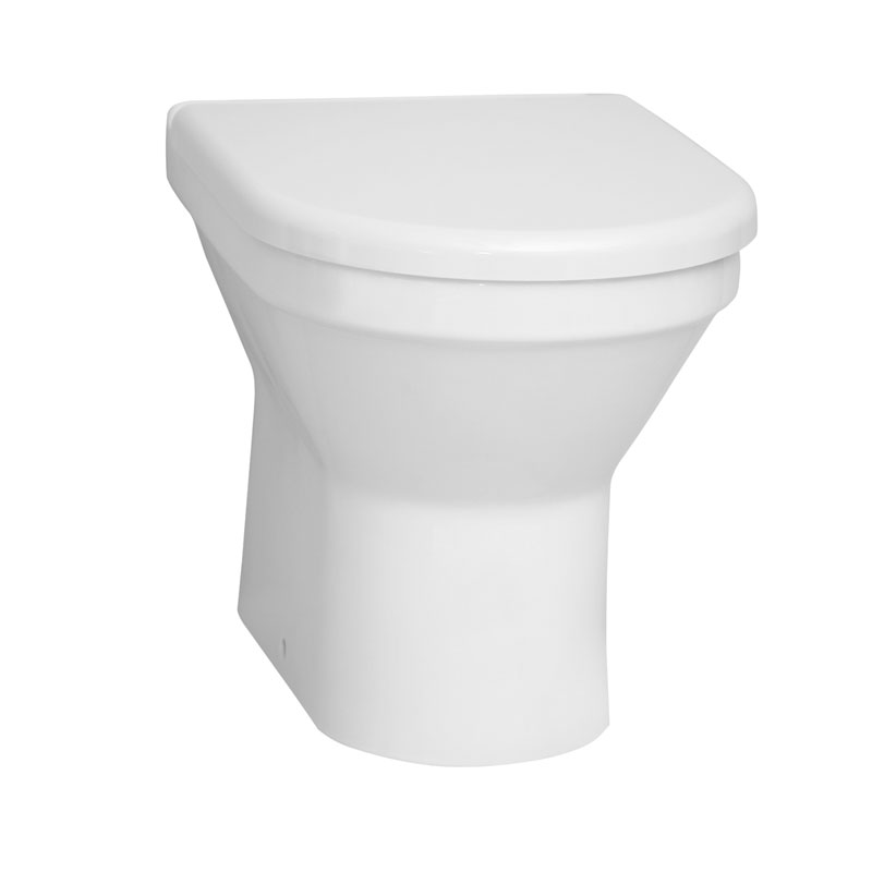 Back-To-Wall Wc Pan